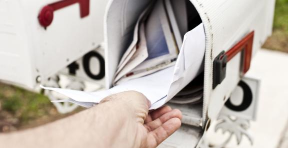 Reducing Junk Mail